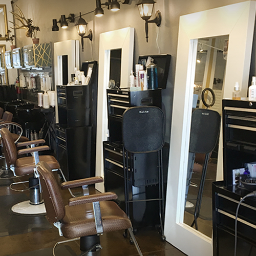 Double-O Salon